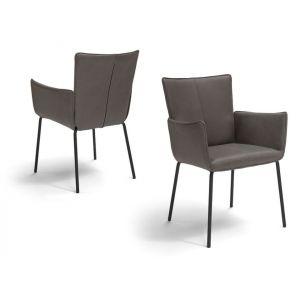 design-eetkamerstoel-met-armleuning-leder-grijs-zwarte-poten-Gaucho-II-1.jpg
